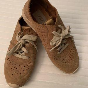 Ugg tye sneaker